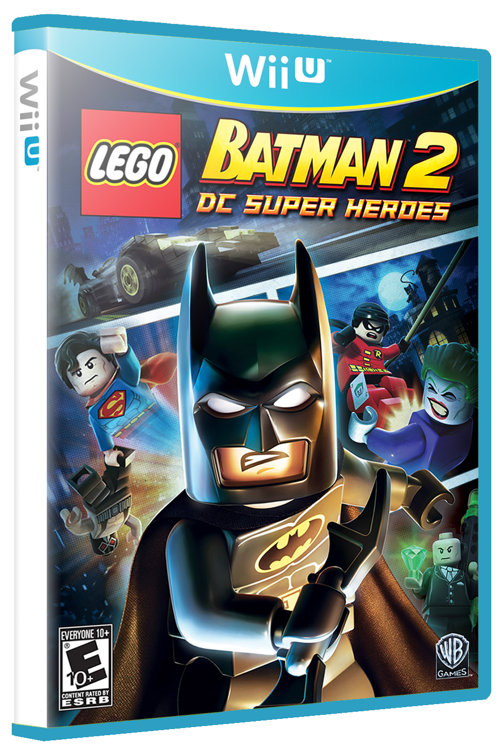 LEGO Batman 2: DC Super Heroes Details - LaunchBox Games ...