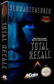Total Recall - Box - 3D