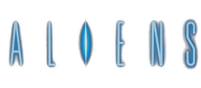 Aliens: The Computer Game - Clear Logo