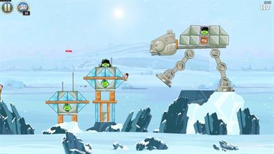 Angry Birds: Star Wars - Screenshot - Gameplay