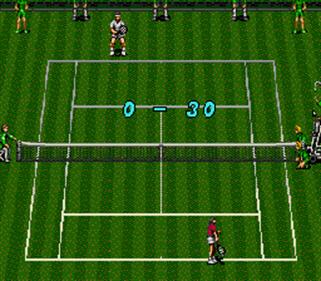 ATP Tour Championship Tennis - Screenshot - Gameplay