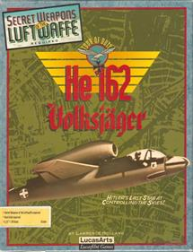 Secret Weapons of the Luftwaffe: He 162 Volksjäger