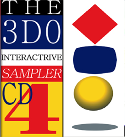 The 3DO Interactive Sampler CD #4