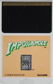 Impossamole - Cart - Front