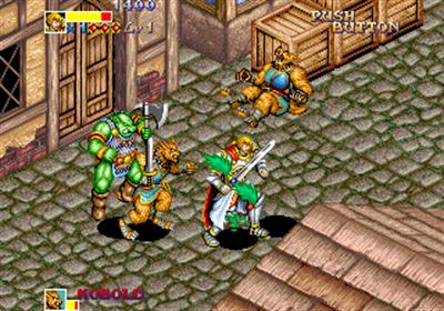 Dungeon Magic - Screenshot - Gameplay