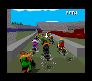 Dirt Trax FX - Screenshot - Gameplay