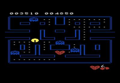 Pac-Man - Screenshot - Gameplay