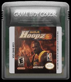 NBA Hoopz - Fanart - Cart - Front