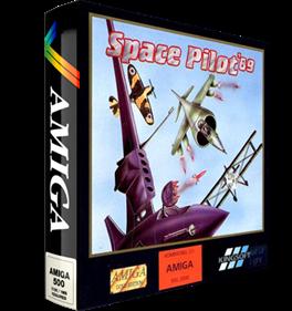 Space Pilot 89  - Box - 3D
