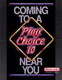 Ninja Gaiden (PlayChoice-10)