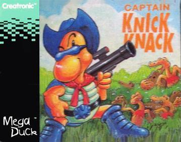 Captain Knick Knack