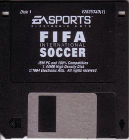FIFA International Soccer - Disc
