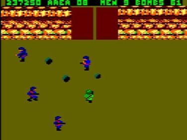 Commando - Screenshot - Gameplay