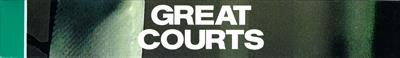 Great Courts - Banner
