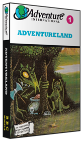 Adventureland - Box - 3D