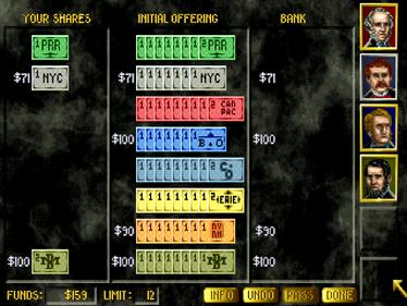 1830: Railroads and Robber Barons - Screenshot - Gameplay