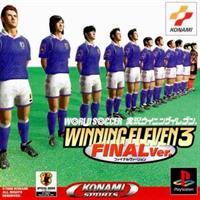 World Soccer Jikkyou Winning Eleven 3: Final Ver.