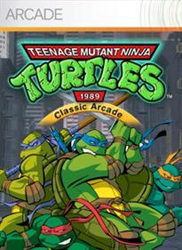 Teenage Mutant Ninja Turtles 1989 Classic Arcade