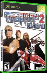 American Chopper 2: Full Throttle - Box - 3D
