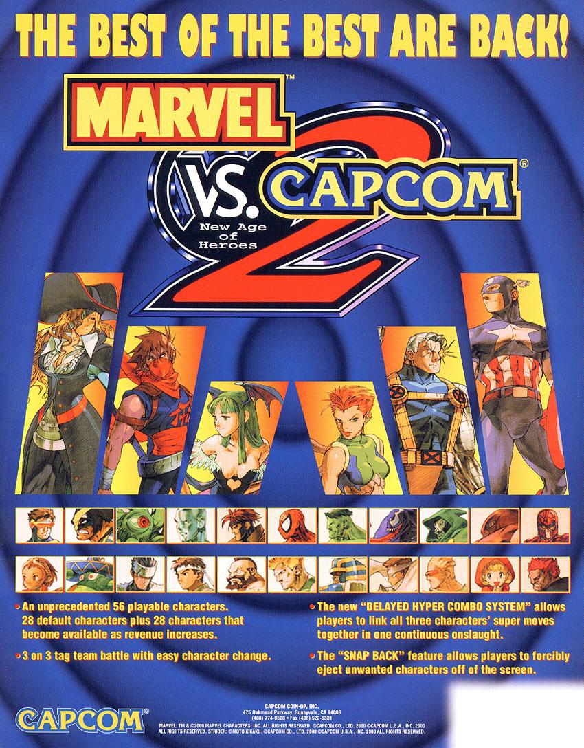 Marvel vs capcom 2 chd download mame allsoftsoftrare.