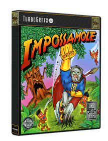 Impossamole - Box - 3D