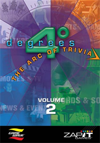 4 Degrees: The Arc of Trivia: Vol. 2
