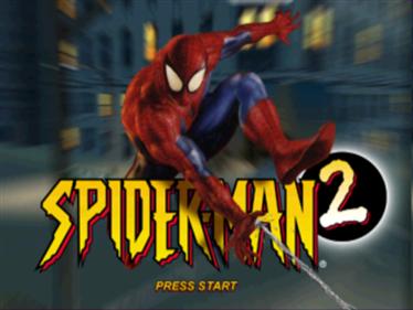 Spider-Man 2: Enter Electro - Screenshot - Game Title