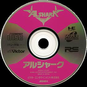 Alshark - Disc