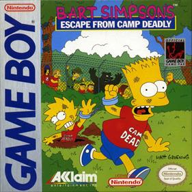 Bart Simpson's Escape from Camp Deadly