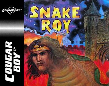 Snake Roy - Box - Front