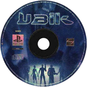 Ubik - Disc