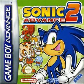 Sonic Advance 2 - Box - Front