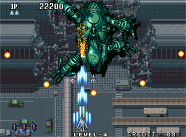 Aero Fighters 2 - Screenshot - Gameplay