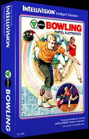 PBA Bowling - Box - 3D