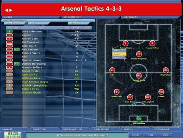 Championship Manager 5 - Screenshot - Gameplay