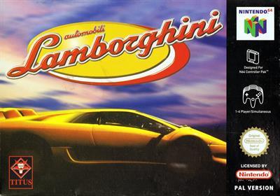 Automobili Lamborghini - Box - Front