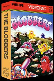 Blobbers - Box - 3D
