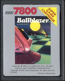 Ballblazer - Cart - Front