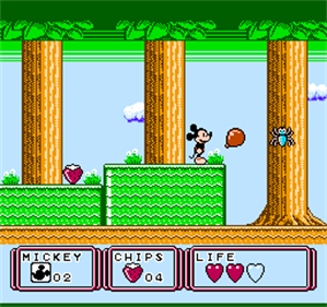Kid Klown in Night Mayor World - Screenshot - Gameplay
