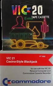 Vic-21 Casino-Style Blackjack