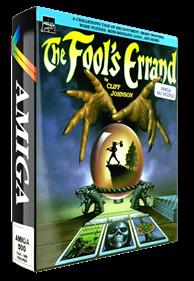 The Fool's Errand - Box - 3D