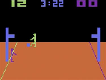 Basketball - Screenshot - Gameplay