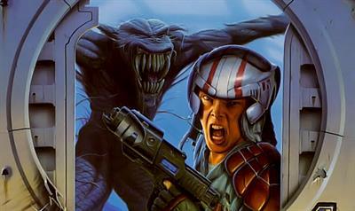 Alien Breed 3D - Fanart - Background