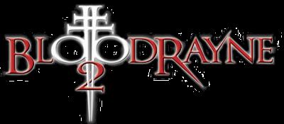 BloodRayne 2 - Clear Logo