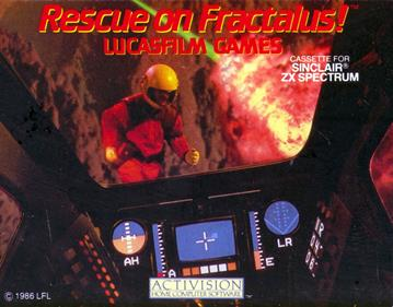 Rescue on Fractalus