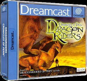 Dragon Riders: Chronicles of Pern - Box - 3D