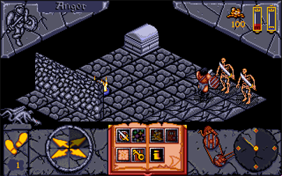 HeroQuest II: Legacy of Sorasil - Screenshot - Gameplay