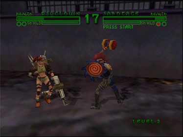 Bio F.R.E.A.K.S. - Screenshot - Gameplay