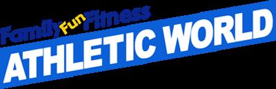 Athletic World - Clear Logo