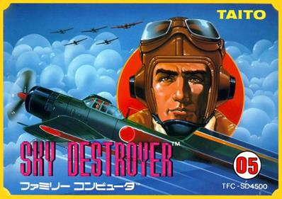 Sky Destroyer - Box - Front